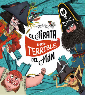PIRATA MES TERRIBLE DEL MON,EL CATALAN