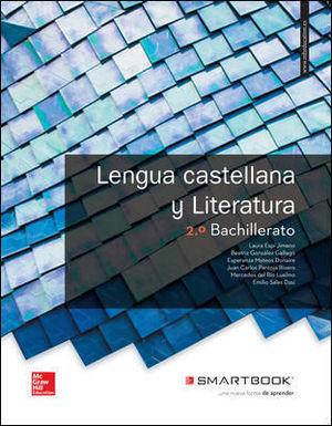 LA+SB LENGUA CASTELLANA Y LITERATURA 2 BACHILLERATO. CATALUA.