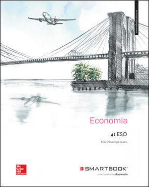 LA+SB - ECONOMIA 4 ESO. LLIBRE ALUMNE + SMARTBOOK CATALUA.