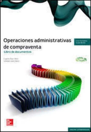 CUTX OPERACIONES ADMINISTRATIVAS DE COMPRAVENTA. GM. LIBRO DOCUMENTOS.