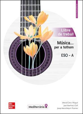 MUSICA ... PER A TOTHOM - ESO A. QUADERN