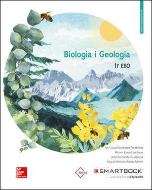 BIOLOGIA I GEOLOGIA 1R ESO. LLIBRE DE L'ALUMNE