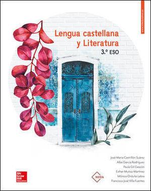 LENGUA Y LITERATURA 3 ESO. LIBRO DEL ALUMNO
