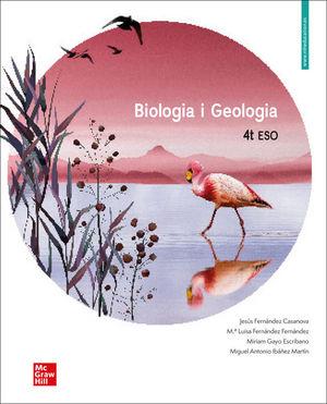 LA BIOLOGIA I GEOLOGIA 4 ESO