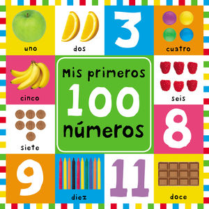 MIS PRIMEROS 100 NUMEROS