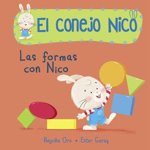CONEJO NICO,EL.LAS FORMAS CON NICO