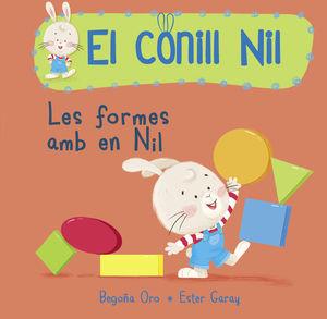 CONILL NIL,EL.LES FORMES AMB EL NIL