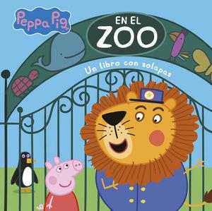 EN EL ZOO (PEPPA PIG. TODO CARTÓN)