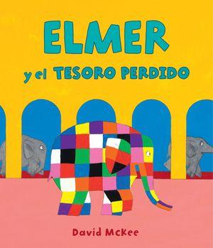 ELMER Y EL TESORO PERDIDO (ELMER. ALBUM ILUSTRADO)