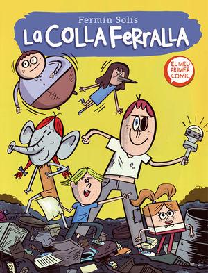 LA COLLA FERRALLA 1 (LA COLLA FERRALLA 1)