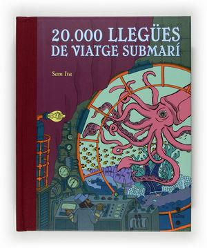20000 LLEGUES DE VIATGE SUBMARI (TROQUELA)