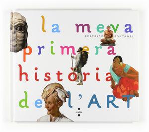 LA MEVA PRIMERA HISTÒRIA DE L'ART