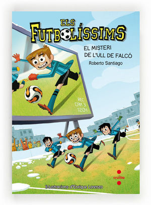 (CAT).4.MISTERI DE L'ULL DE FALCO.(FUTBOLISSIMS)