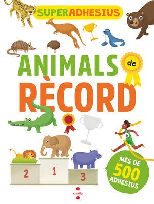 (CAT).ANIMALS DE RECORD.(SUPERADHESIUS)