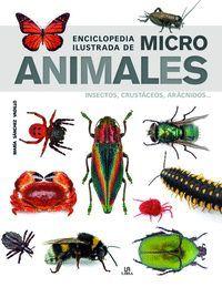 ENCICLOPEDIA ILUSTRADA DE MICRO ANIMALES