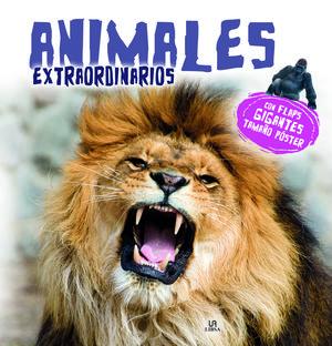FLAPS GIGANTES. ANIMALES EXTRAORDINARIOS