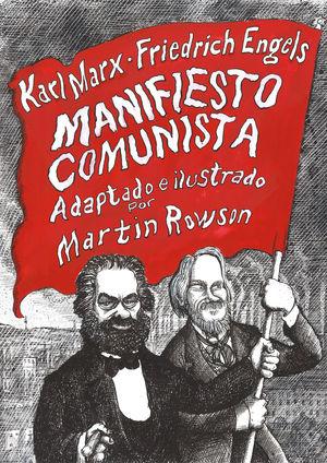 MANIFIESTO COMUNISTA (NOVELA GRAFICA)