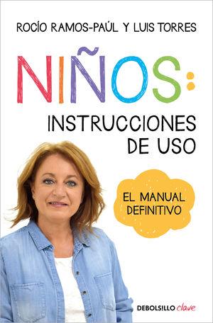NIÑOS: INSTRUCCIONES DE USO