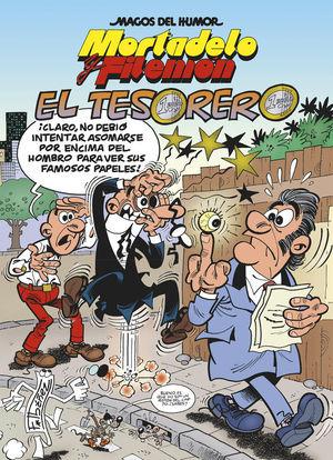 EL TESORERO MORTADELO Y FILEMON