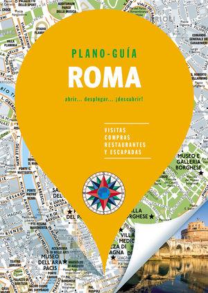 ROMA (PLANO-GUÍA)