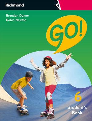 GO! 6ºPRIMARIA. STUDENT'S PACK 2019