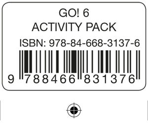 GO! 6ºPRIMARIA. ACTIVITY PACK 2019