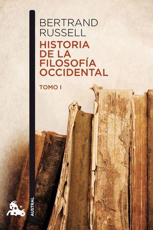 HISTORIA DE LA FILOSOFÍA OCCIDENTAL I
