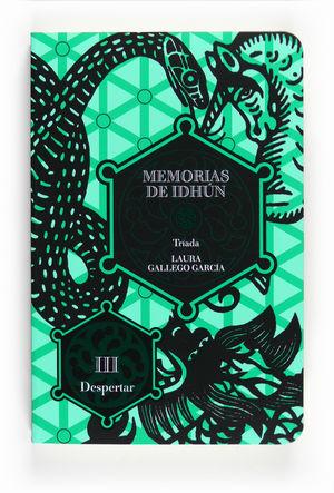 MEMORIAS DE IDHUN 3. DESPERTAR