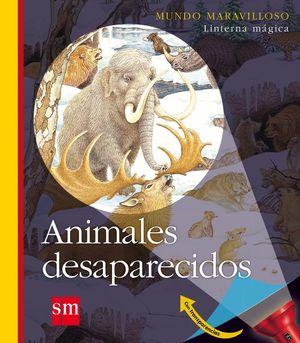 5.ANIMALES DESAPARECIDOS.(MUNDO MARAVILLOSO.LINTER