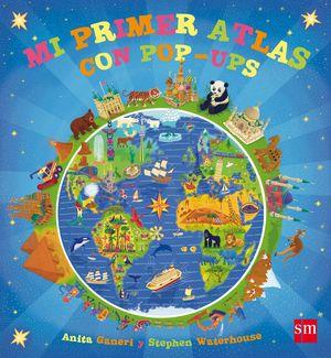 MI PRIMER ATLAS CON POP-UPS