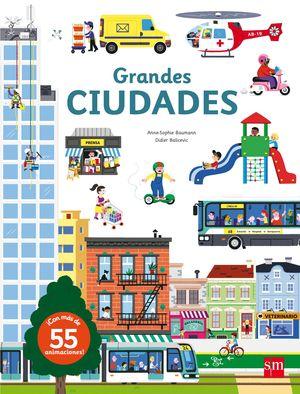 GRANDES CIUDADES.(ENCICLOPEDIA)