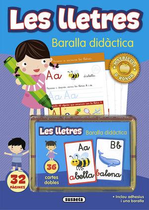 LES LLETRES (BARALLA DIDACTICAS3061001