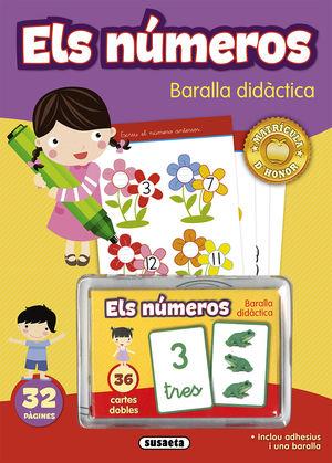 ELS NUMEROS (BARALLA DIDACTICAS3061002