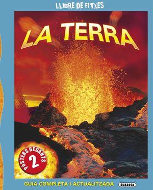 LA TERRA   (LLIBRE DE FITXES) VIENE DE LA REF:S136