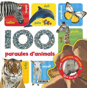 PARAULES D'ANIMALS (100 PARAULS5020001