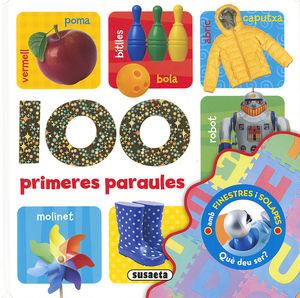 PRIMERES PARAULES  (100 PARAULS5020002