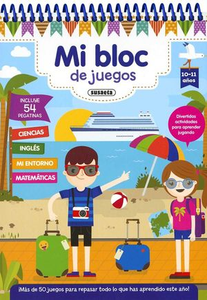 MI BLOC DE JUEGO 10-11 AÑOS