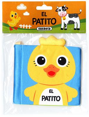 EL PATITO  (LIBROS CON MORDEDO