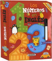 LOS NUMEROS EN INGLES