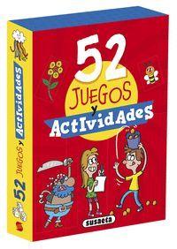 52 JUEGOS Y ACTIVIDADES