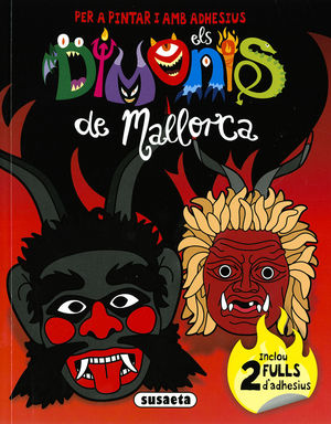 DIMONIS DE MALLORCA 2         PER A PINTAR I AMB A