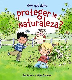 DEBO PROTEGER NATURALEZA