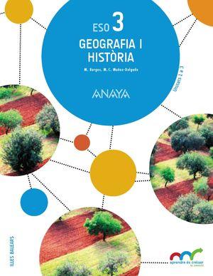 GEOGRAFIA I HISTORIA 3 ESO