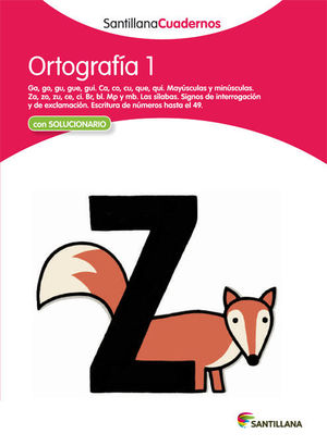 CUDERNO ORTOGRAFIA 1 TRIMESTRE 3 EP