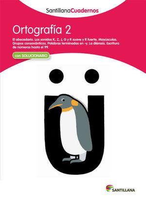 CUADERNO ORTOGRAFIA 2 TRIMESTRE 3 EP