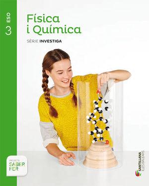 FISICA I QUIMICA 3 ESO SABER FER