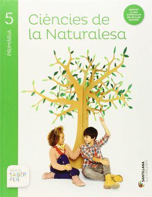 CIENCIES NATURALESA 5 EP SABER FER