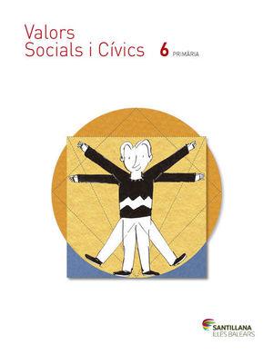 VALORS SOCIALS I CIVICS 6