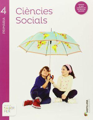 CIENCIES SOCIALS 4 EP SABER FER