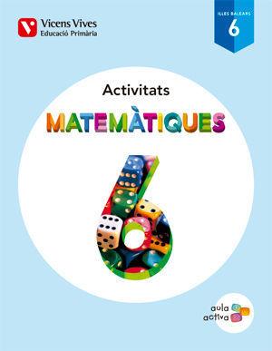 MATEMATIQUES 6 ACTIVITATS